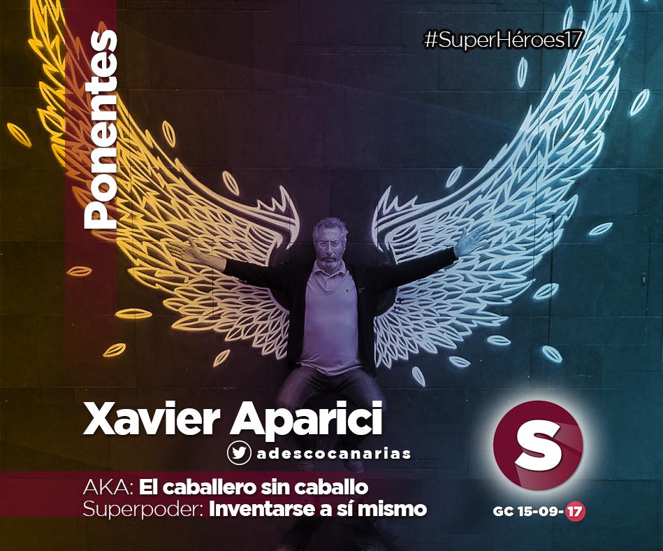 Xavier Aparici