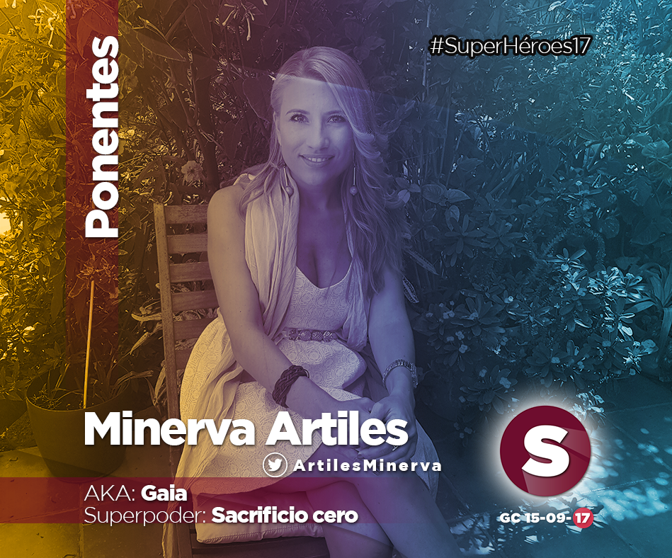 Minerva Artiles