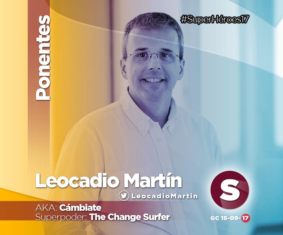 Leocadio Martín
