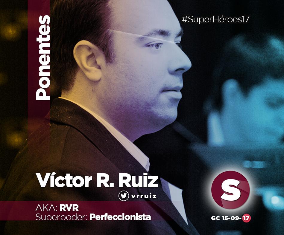 Víctor R. Ruíz