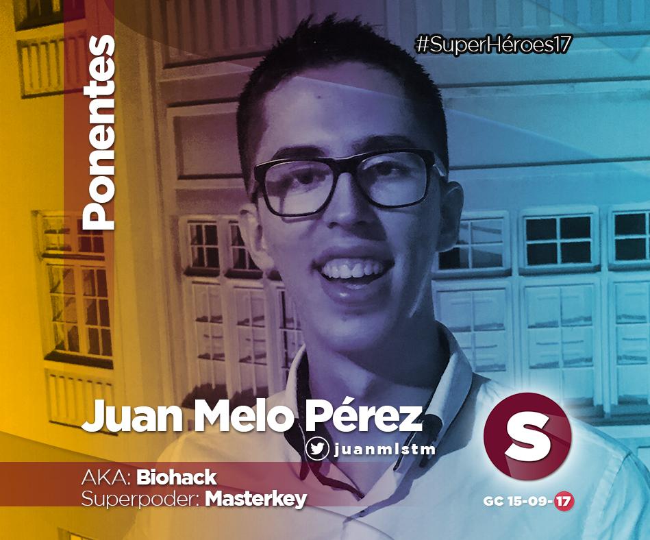 Juan Melo Pérez