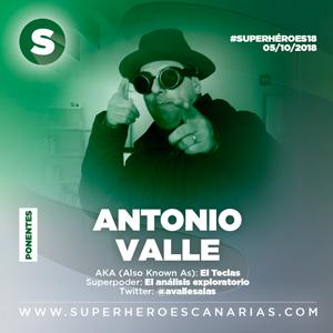 Antonio Valle Salas