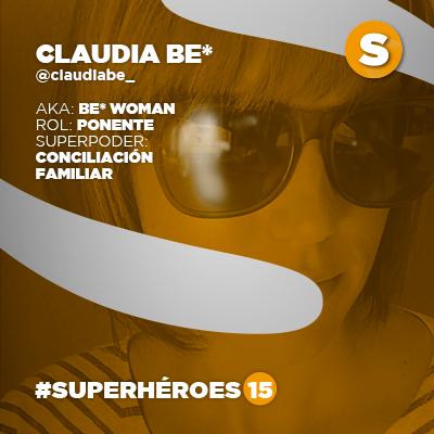 Claudia Be