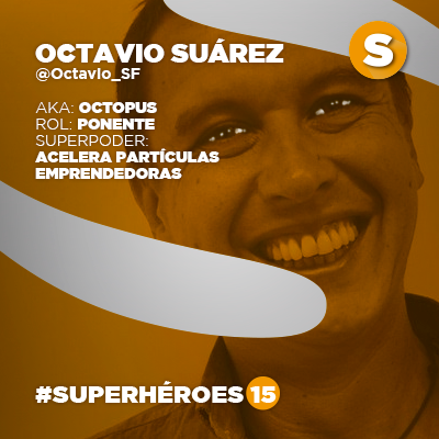 Octavio Suárez